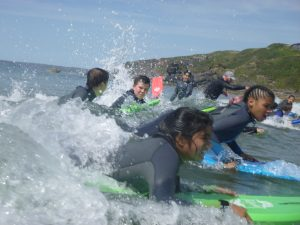 Outdoor Adventures: Family & Adult Groups, Body Boarding