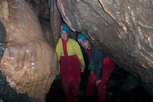 Outdoor Adventures: Caving, Bridge Cave