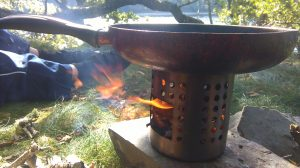 Outdoor Adventures: Bush Craft, Hobo Stove