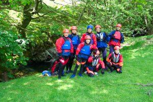 Outdoor Adventures: Family & Adult Activity Breaks, Gorge Walking
