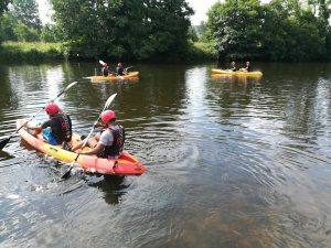 Outdoor Adventures: Sit On Kayaking, South Wales