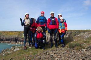 Outdoor Adventures: Family & Adult Activity Breaks, Coasteering